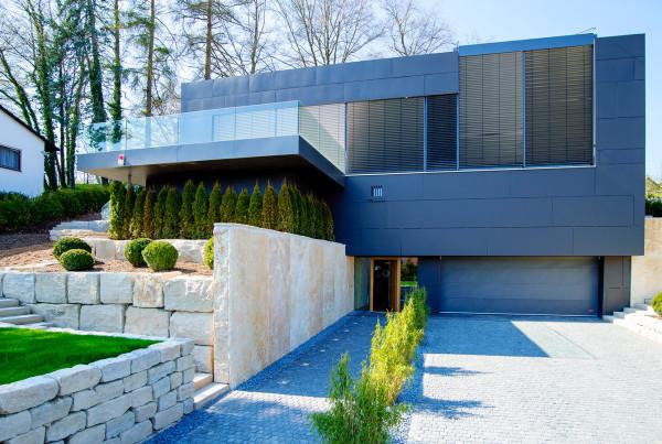 Architekturfoto-Außenansicht